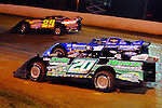 Aug 8, 2009; 10:55:19 PM; Union, KY., USA; The North-South 100  running a 50,000-to-win Lucas Oil Late Model Dirt Series sanctioned event at Florence Speedway.  Mandatory Credit: (thesportswire.net)
