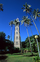 Point Venus Lighthouse, Tahiti, French Polynesia, South Pacific Rim