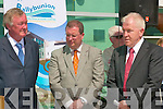 John O'Donoghue Tomas McEllistrim and Jimmy Deenihan at the official opening of Ballybunion Leisure centre on Friday