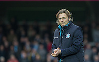 Wycombe Wanderers Manager Gareth Ainsworth during the Sky Bet League 2 match between Wycombe Wanderers and Crawley Town at Adams Park, High Wycombe, England on 28 December 2015. Photo by Andy Rowland / PRiME Media Images