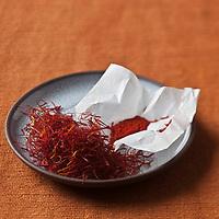 Gastronomie générale/Safran de la Maison Thiercelin - Stylisme : Valérie LHOMME