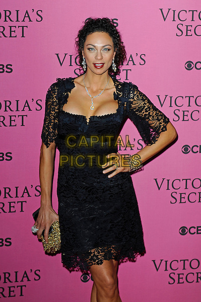 LONDON, ENGLAND - DECEMBER 2: Lilly Becker attends the pink carpet for Victoria's Secret Fashion Show 2014, Earls Court on December 2, 2014 in London, England.<br /> CAP/MAR<br /> &copy; Martin Harris/Capital Pictures