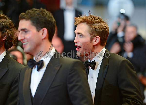 "25 May 2017 - Cannes, France -  Robert Pattinson. ""Good Time"" Premiere - The 70th Annual Cannes Film Festival. Photo Credit: Jan Sauerwein/face to face/AdMedia"