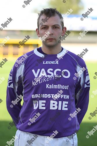 2007-08-04 / Voetbal / Gooreind / Dimi De Koning