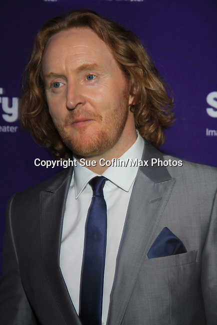Tony Curran - Defiance at SYFY 2013 Upfront Event on April 10, 2013 at Silver Screen Studios, NYC, NY (Photo by Sue Coflin/Max Photos)........... (Photo by Sue Coflin/Max Photos)