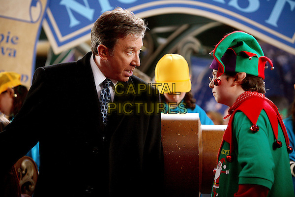 TIM ALLEN & SPENCER BRESLIN.in The Santa Clause 3: The Escape Clause.*Editorial Use Only*.Ref: FB.www.capitalpictures.com.sales@capitalpictures.com.Supplied by Capital Pictures.