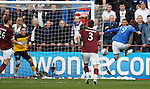 Nikica Jelavic stokes in goal no 2 for Rangers with ease
