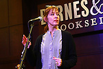 "SUZANNE VEGA. The artist performs and signs copies of her new CD, ""Suzanne Vega Close Up Vol. 1 Love Songs,"" at Barnes & Noble in Los Angeles, CA, USA. February 15, 2010."