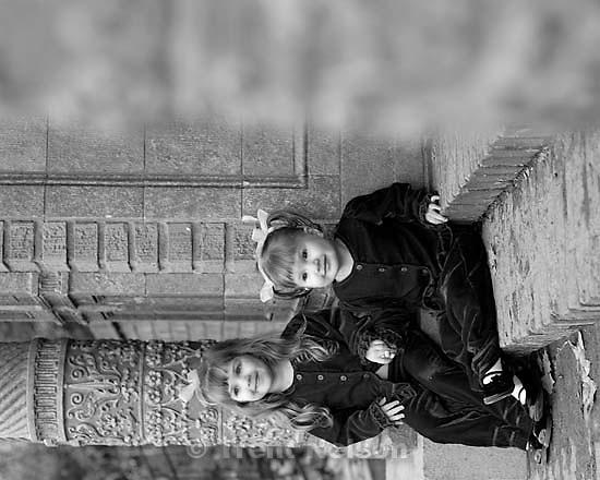 Willard family portraits.<br />