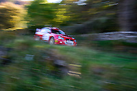 Action from the Mull Rally 2010