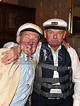 Robbie McGrath and Seamus Maguire pictured at the Nautical night in aid of the Gary Kelly Cancer Support Centre in Watters of Collon.