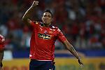Medellín- Deportivo Independiente Medellín venció 3 goles por 0 a Las Águilas Doradas, en el partido correspondiente a la séptima fecha del Torneo Clausura 2014, desarrollado el 31 de agosto en el estadio Atanasio Girardot. Hernan Pertuz, anotó el DIM en el minuto 62.