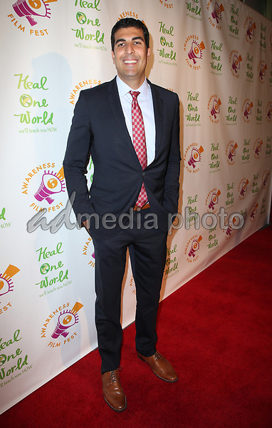 "05 October 2017 - Los Angeles, California - Assemblyman Matt Debabneh. ""The Road To Yulin And Beyond"" Los Angeles Premiere. Photo Credit: F. Sadou/AdMedia"