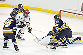 Bryan Schmidt, Brian Boyle, Derek Pallardy, Jim Healey, Scott Drewicki - Boston College defeated Merrimack College 3-0 with Tim Filangieri's first two collegiate goals on November 26, 2005 at Kelley Rink/Conte Forum in Chestnut Hill, MA.