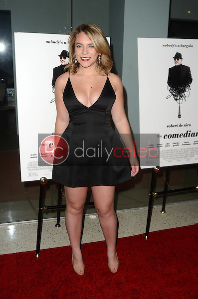 "Renee Willet<br /> at ""The Comedian"" Los Angeles Premiere, Pacific Design Center, West Hollywood, CA 01-27-17<br /> David Edwards/DailyCeleb.com 818-249-4998"