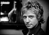 1979: THE POLICE - Andy Summers - Photosession at Home in Putney London