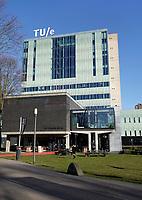 Nederland Eindhoven 2018. De Technische Universiteit ( TU/e ) van Eindhoven. Foto Hollandse Hoogte / Berlinda van Dam