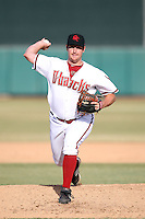 Bryan Shaw - Scottsdale Scorpions - 2010 Arizona Fall League.Photo by:  Bill Mitchell/Four Seam Images..