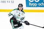 Stockholm 2014-03-21 Ishockey Kvalserien AIK - R&ouml;gle BK :  <br /> R&ouml;gles Alen Bibic <br /> (Foto: Kenta J&ouml;nsson) Nyckelord:  portr&auml;tt portrait