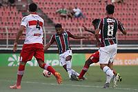 Itu (SP), 11/01/2020 - Fluminense-CRB AL - Partida entre Fluminense e CRB-AL pela Copa São Paulo de Futebol Junior no estádio Noveli Junior em Itu neste sábado (11).