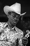 "Clarence ""Gatemouth"" Brown,9/17/77, Monterey Jazz Festival"