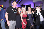 Image from A Snow Affair party at 681 Fifth Avenue in New York City on October 29, 2014.