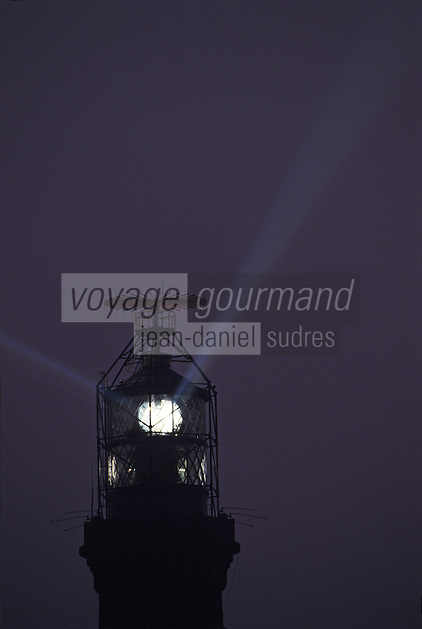 Europe/France/Bretagne/29/Finistère/Ile d'Ouessant: Phare du Créac'h