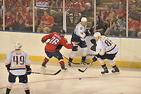 Baltimore Hockey Classic represented the first time in over a decade since professional hockey had played in a Baltimore venue, with the Washington Capitals taking on the Nashville Predators in an exhibition game. And while the crowd was full of energy, the 3 - 0 loss of the Capitals sums up the energy on the ice.
