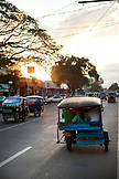 PHILIPPINES, Palawan, Puerto Princesa, street scene in Central Puerto Princesa near the Mitra Amphitheater