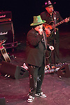 Boy George 'Up Close and Personal' concert at Swansea Grand Theatre..