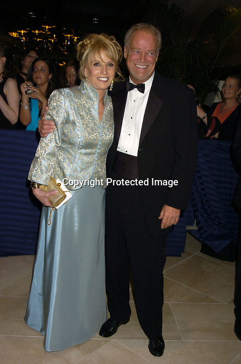 Leslie Charleson and Ron Hale arriving at The 32nd Annual Daytime Emmy Awards ..at Radio City Music Hall on May 20, 2005...Photo by Robin Platzer, Twin Images
