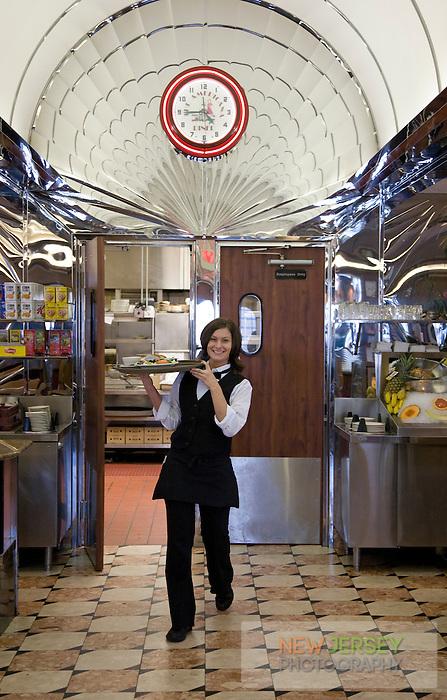 Americana Diner, Shrewsbury, New Jersey