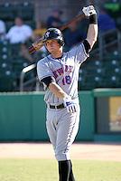 Shawn Bowman / Peoria Saguaros 2008 Arizona Fall League..Photo by:  Bill Mitchell/Four Seam Images