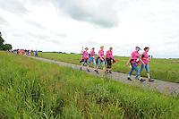 WANDELEN: SNEEK: 21-06-2014, Mar.athon Rond Sneek en Meer, ©foto Martin de Jong