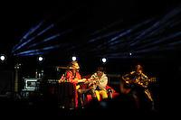 Veracruz, Veracruz, México .- Concierto de Mana  en el Carnaval de Veracruz.<br /> 14 febrero del 2013.<br /> (©KoralCarballo/NortePhoto)