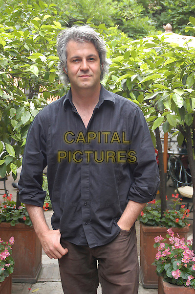 "DOMENICO PROCACCI.Photocall for  ""Ten Canoes ""  at the.Hotel Locarno, Rome, Italy, .May 29th 2005..half length 10.Ref: CAV.www.capitalpictures.com.sales@capitalpictures.com.©Luca Cavallari/Capital Pictures."
