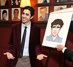 Damon Daunno during the Damon Daunno portrait unveiling at Sardi's Restaurant on January 15, 2019 in New York City.