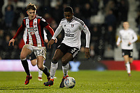 Ryan Sessegnon of Fulham FC during the Sky Bet Championship match between Fulham and Sheff United at Craven Cottage, London, England on 6 March 2018. Photo by Carlton Myrie.