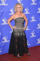 Lucy Benjamin<br /> celebrating the winners in this year's National Lottery Awards, the search for the UK's favourite Lottery-funded projects.  The glittering National Lottery Stars show, hosted by John Barrowman, is on BBC One at 10.45pm on Monday 12 September.<br /> <br /> <br /> ©Ash Knotek  D3151  09/09/2016