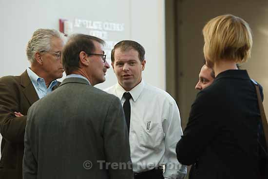 Attorneys for convicted polygamist leader Warren Jeffs argued their case before the Utah Supreme Court Tuesday, November 3 2009 in Salt Lake City, hoping to overturn Jeffs' 2007 conviction as an accomplice to rape. lindsey barlow, wally bugden, tara isaacson