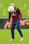Wayne Rooney of England - England Training & Press Conference - UEFA Euro 2016 Qualifying - St George's Park - Burton-upon-Trent - 11/11/2014 Pic Philip Oldham/Sportimage