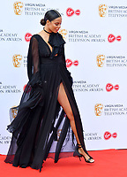 Rochelle Humes<br /> at Virgin Media British Academy Television Awards 2019 annual awards ceremony to celebrate the best of British TV, at Royal Festival Hall, London, England on May 12, 2019.<br /> CAP/JOR<br /> ©JOR/Capital Pictures