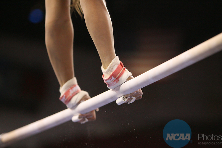 17 APR 2009:  The team finals take place during the Division I Women's Gymnastics Championship held at the Bob Devaney Sports Center on the University of Nebraska campus in Lincoln, NE.  Scott Bruhn/NCAA Photos