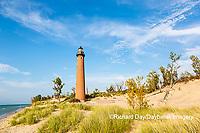 64795-02009 Little Sable Point Lighthouse near Mears, MI