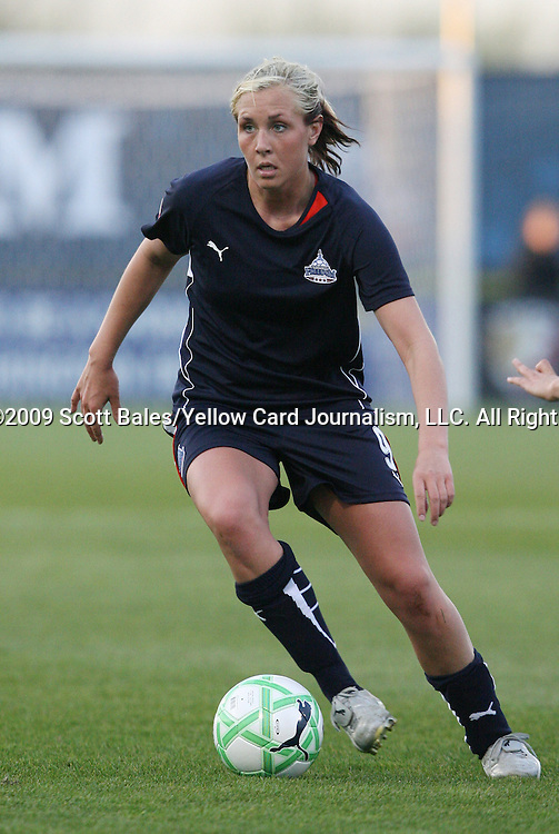 11 April 2009: Washington's Allie Long. The Washington Freedom played the Chicago Red Stars to a 1-1 tie at the Maryland SoccerPlex in Boyds, Maryland in a regular season Women's Professional Soccer game.