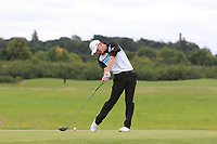 Kerry Mountcastle of Team New Zealand on the 5th tee during Round 3 of the WATC 2018 - Eisenhower Trophy at Carton House, Maynooth, Co. Kildare on Friday 7th September 2018.<br /> Picture:  Thos Caffrey / www.golffile.ie<br /> <br /> All photo usage must carry mandatory copyright credit (&copy; Golffile | Thos Caffrey)