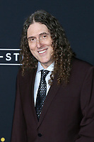 "LOS ANGELES - NOV 14:  Wierd Al Yankovic at the ""Knives Out"" Premiere at Village Theater on November 14, 2019 in Westwood, CA"