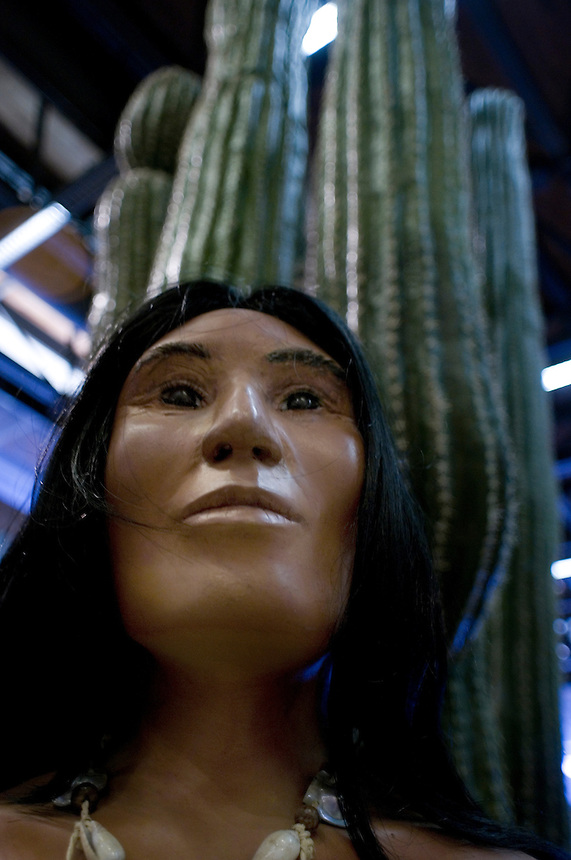 Centro Cultural Tijuana, Tijuana Cultural Center.  Press tour around Baja California Norte