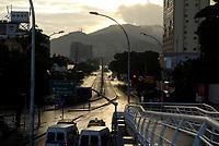 RIO DE JANEIRO, RJ, 15.06.2017 - CLIMA-RJ - <br /> C&eacute;u nublado no bairro de Jacarepagua no Rio de Janeiro nesta quinta-feira, 15. (Foto: Marcus Victorio/Brazil Photo Press)