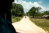 BELIZE, vignette from the drive along the Hummingbird Highway from Hopkins to Belize City